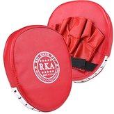 Chunlin Boxing Mitt Training Target Focus Punch Pad Glove MMA Karate Muay Kick Kit