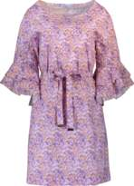 Blumarine Flare Print Dress