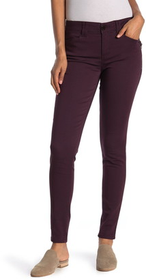 Democracy Ab Technology Twill Zip Side Jeggings