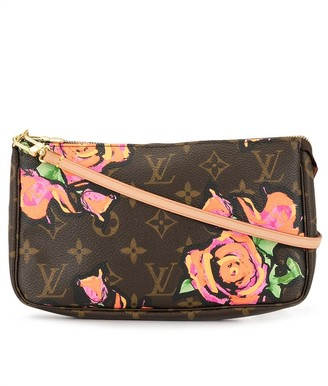 Louis Vuitton x Stephen Sprouse pre-owned roses monogram shoulder bag