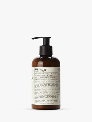 Le Labo Santal 33 Perfuming Body Lotion, 237ml