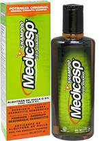 Medicasp Coal Tar Gel Dandruff Shampoo to Treat Seborrheic Dermatitis Psoriasis, 6 oz.
