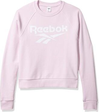 Reebok Classics Women's CL F Big Vector Crew FT Sweater