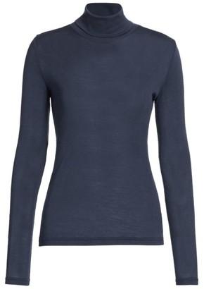 Gestuz Wilma Rolled Neck Long-Sleeve Wool Sweater