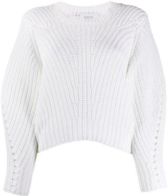 IRO Knitted Short Jumper