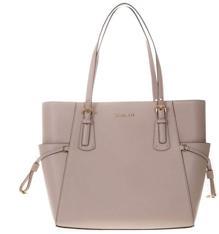 f30120b76ba2 MICHAEL Michael Kors Pink Soft Leather Handbags - ShopStyle