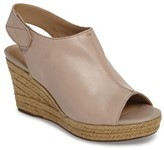 Geox Women's 'Soleil' Slingback Wedge Sandal