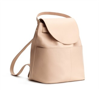 Cuyana Leather Backpack