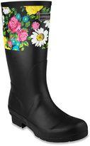 London Fog Telly Women's Waterproof Rain Boots