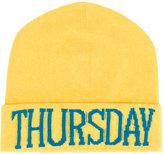 Alberta Ferretti Thursday beanie hat - women - Wool/Cashmere - One Size