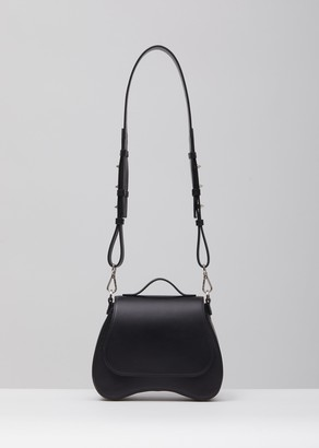 Simone Rocha Mini Flower Bean Bag w/ Crossbody Strap
