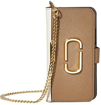 Marc Jacobs iPhone 11 Pro Case (French Grey Multi) Cell Phone Case