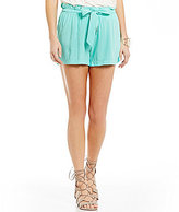 Freestyle Alba Paperbag Waist Soft Shorts
