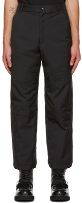 Valentino Black Insulated Trousers