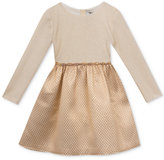 Rare Editions Long-Sleeved Party Dress, Little Girls (4-6X)