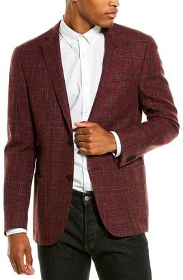 Corneliani Wool, Silk, & Linen-Blend Sportscoat