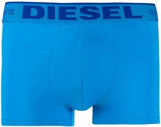 Diesel Logo Print Boxers