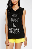 Truly Madly Deeply Space Muscle Tee