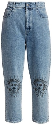 Stella McCartney We Are The Weather Ankle Jeans