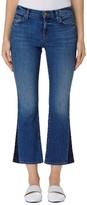 J Brand Women's Selena Crop Bootcut Jeans