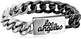 "BCBGeneration Los Angeles Identification Bracelet, 8.6"""