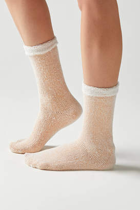 Urban Outfitters Terry Slipper Sock