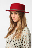 Avenue Boater Hat