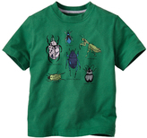 Hanna Andersson Tree Ivy Insects Art Tee