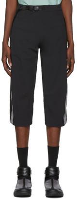 KIKO KOSTADINOV Black and Grey Asics Edition Woven Lounge Pants