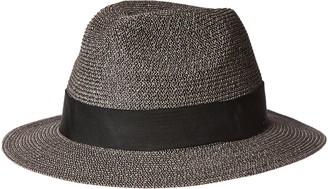 Bailey Of Hollywood Men's Mullan Braided Fedora Hat