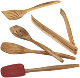 Rachael Ray Cucina Tools 5-pc. Wooden Tool Set