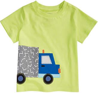First Impressions Baby Boys Truck-Print T-Shirt