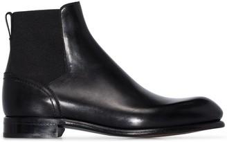 Ermenegildo Zegna pull-on Chelsea boots