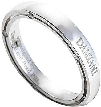 Damiani 18K Diamond Ring
