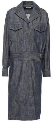 Masscob Dean Convertible Buckled Denim Coat
