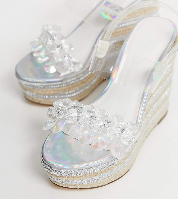 5030ad1768 clear Women's Sandals - ShopStyle