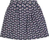 Cath Kidston Geo Flower Elasticated Waist Skirt