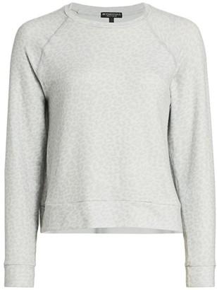 Beyond Yoga Camo Crewneck Sweatshirt