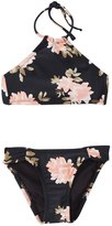 O'Neill Girls' Wildflower High Halter Bikini Set (414) - 8147836