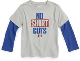 Under Armour No Shortcuts Slider T-Shirt (Toddler Boys & Little Boys)