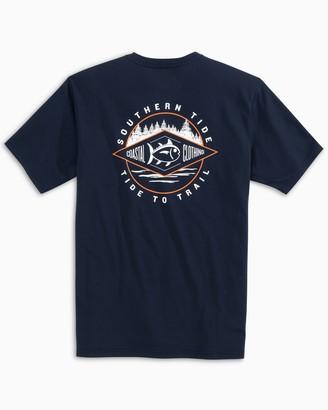 Southern Tide Diamond Tide to Trail T-Shirt
