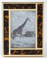 """Jonathan Adler Bermuda Tortoise 4"""" x 6"""" Frame"""