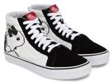 Vans Men's X Peanuts Sk8-Hi Sneaker
