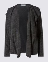 Marks and Spencer Sparkle Long Sleeve Cardigan