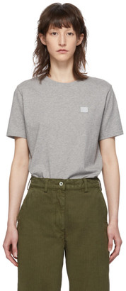 Acne Studios Grey Patch T-Shirt