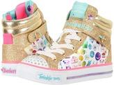 Skechers Shuffles 10828L Lights Girl's Shoes