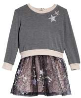 Truly Me Sweatshirt & Tutu Dress Set