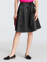Draper James Betsy Wrap Skirt