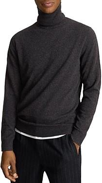 Reiss Regal Cashmere Roll Neck Sweater