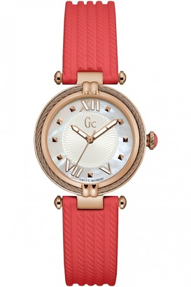 Gc Ladies CableChic Watch Y18007L1